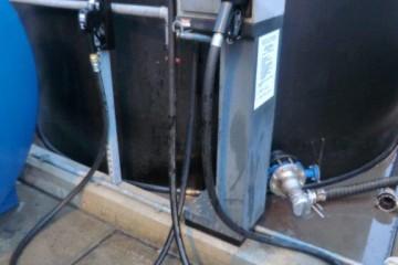 Piusi brandstof afgifte apparatuur